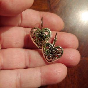 Brighton Heart Earrings